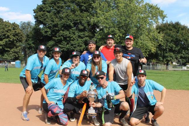 Jokebox Comedy Softball Team